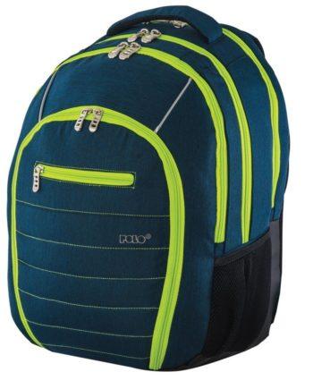 Σχολική Τσάντα Polo AXION PETROL d234cafc8e279